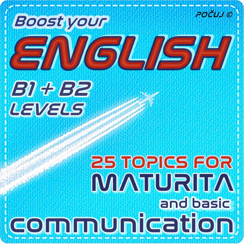 Audiobook English B1 and B2 Levels - Marián Dudák - Matthew Haarman