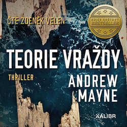Audiokniha Teorie vraždy - Andrew Mayne - Zdeněk Velen