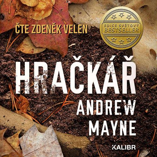 Audiokniha Hračkář - Andrew Mayne - Zdeněk Velen