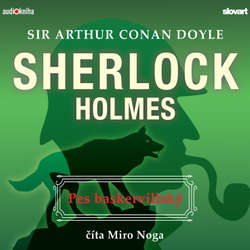 Audiokniha Pes baskervillský - Arthur Conan Doyle - Miro Noga