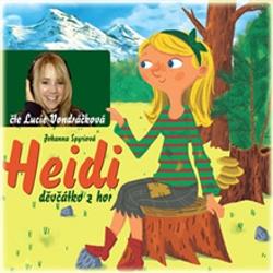 Heidi, děvčátko z hor - Johanna Spyriová (Audiokniha)