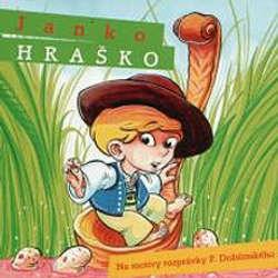 Audiokniha Janko Hraško - Pavol Dobšinský - Richard Stanke