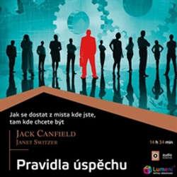 Audiokniha Pravidla úspěchu - Jack Canfiled - Aleš Zbořil