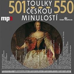 Toulky českou minulostí 501 - 550 - Josef Veselý (Audiokniha)