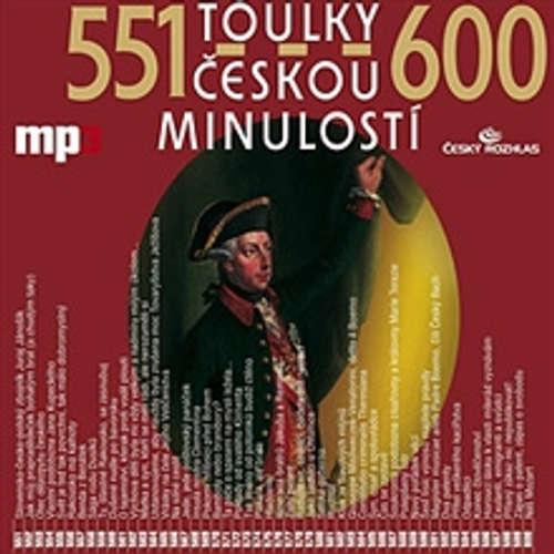 Audiokniha Toulky českou minulostí 551 - 600 - Josef Veselý - Igor Bareš