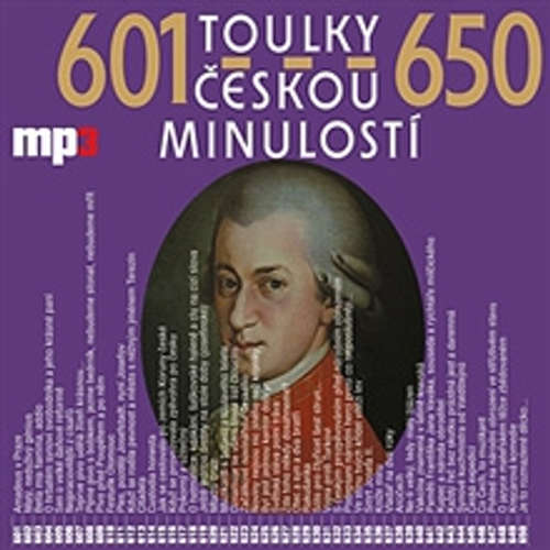 Audiokniha Toulky českou minulostí 601 - 650 - Josef Veselý - Igor Bareš