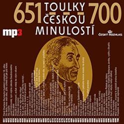 Toulky českou minulostí 651 - 700 - Josef Veselý (Audiokniha)