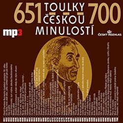 Audiokniha Toulky českou minulostí 651 - 700 - Josef Veselý - Igor Bareš