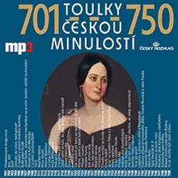 Toulky českou minulostí 701 - 750 - Josef Veselý (Audiokniha)