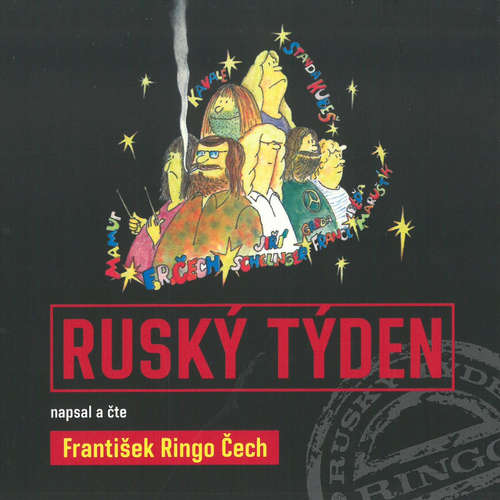 Audiokniha Ruský týden - František Ringo Čech - František Ringo Čech