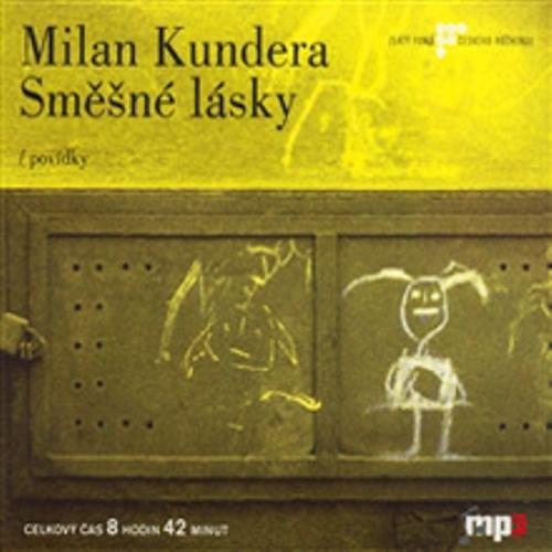 Směšné lásky - Milan Kundera (Audiokniha)