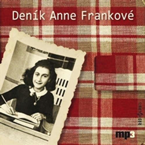 Audiokniha Deník Anne Frankové - Anna Franková - Věra Slunéčková