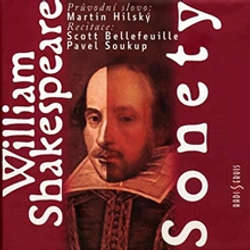 Audiokniha Sonety - William Shakespeare - Pavel Soukup