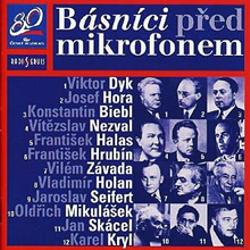 Básníci před mikrofonem - Authors Various (Audiokniha)