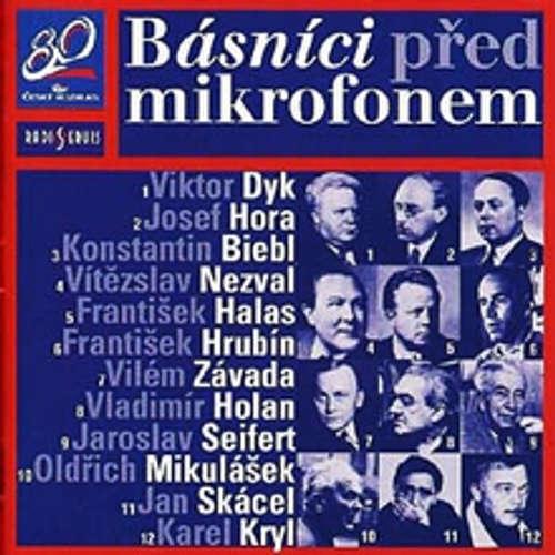 Audiokniha Básníci před mikrofonem - Rôzni autori - Viktor Dyk