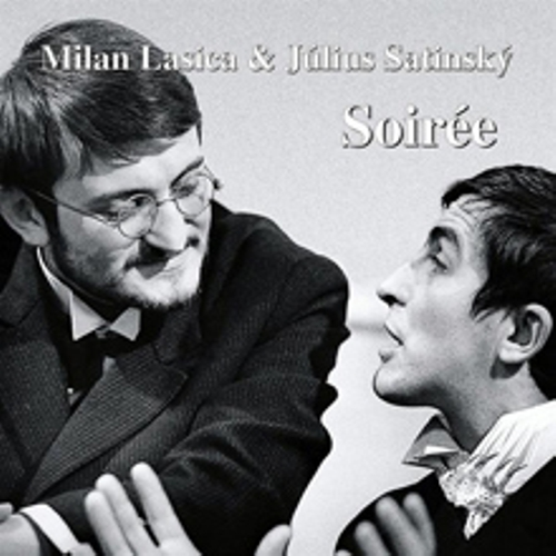 Soirée - Milan Lasica (Audiokniha)