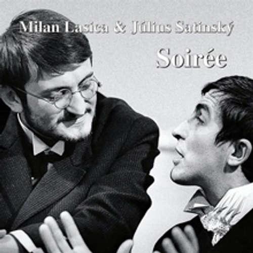 Audiokniha Soirée - Milan Lasica - Milan Lasica