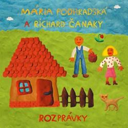 Rozprávky - Mária Podhradská (Audiokniha)