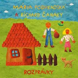 Audiokniha Rozprávky - Mária Podhradská - Mária Podhradská