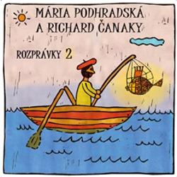 Rozprávky 2 - Mária Podhradská (Audiokniha)