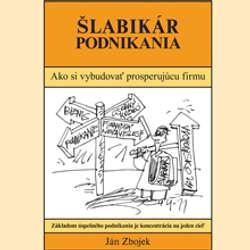 Audiokniha Šlabikár podnikania - Ján Zbojek - Ján Zbojek