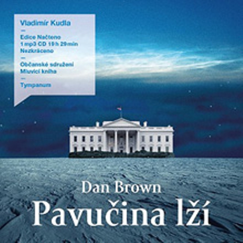 Pavučina lží - Dan Brown (Audiokniha)
