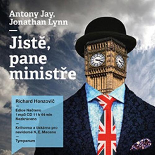 Jistě, pane ministře - Anthony Rupert Jay (Audiokniha)
