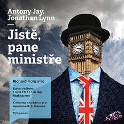 Audiokniha Jistě, pane ministře - Anthony Rupert Jay - Richard Honzovič
