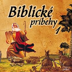 Biblické príbehy 1 - Unknown Author (Audiokniha)