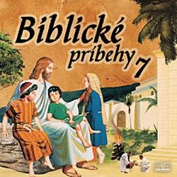 Biblické príbehy 7 - Autor Neznámy (Audiokniha)