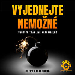 Audiokniha Vyjednejte nemožné - Deepak Malhotra - Gustav Bubník