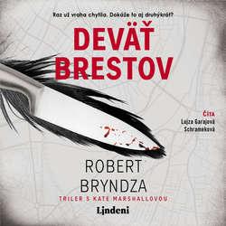 Audiokniha Deväť brestov - Robert Bryndza - Lujza Garajová Schrameková