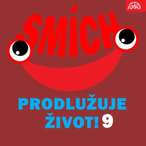 Audiokniha Smích prodlužuje život! 9 - Achille Gregor - Stanislav Fišer