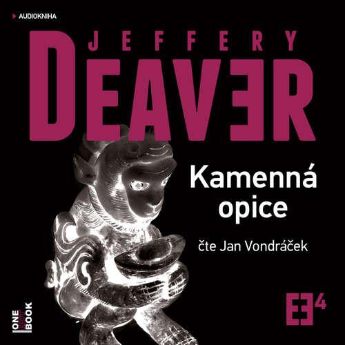 Audiokniha Kamenná opice - Jeffery Deaver - Jan Vondráček