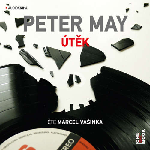 Audiokniha Útěk - Peter May - Marcel Vašinka
