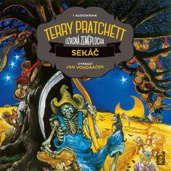 Audiokniha Sekáč - Terry Pratchett - Jan Vondráček