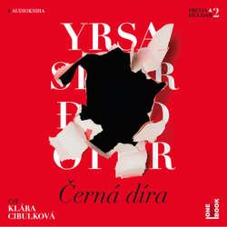 Audiokniha Černá díra - Yrsa Sigurðardóttir - Klára Cibulková