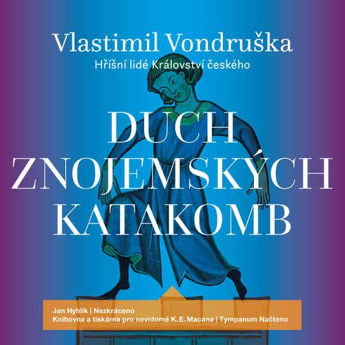 Audiokniha Duch znojemských katakomb - Vlastimil Vondruška - Jan Hyhlík