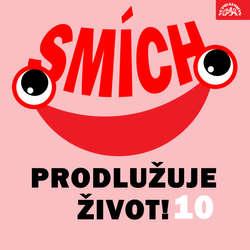 Audiokniha Smích prodlužuje život! 10 - Jaroslav Hašek - Vlasta Burian