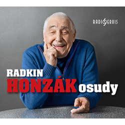 Audiokniha Radkin Honzák Osudy - Lenka Kopecká - Radkin Honzák