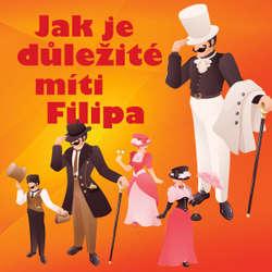 Audiokniha Jak je důležité míti Filipa - Oscar Wilde - Gabriela Vránová