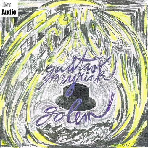 Audiokniha Golem - Gustav Meyrink - René Šmotek