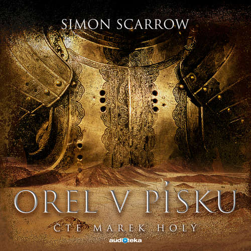 Audiokniha Orel v písku - Simon Scarrow - Marek Holý