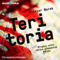 Audiokniha Teritoria - Olivier Norek - Martin Stránský