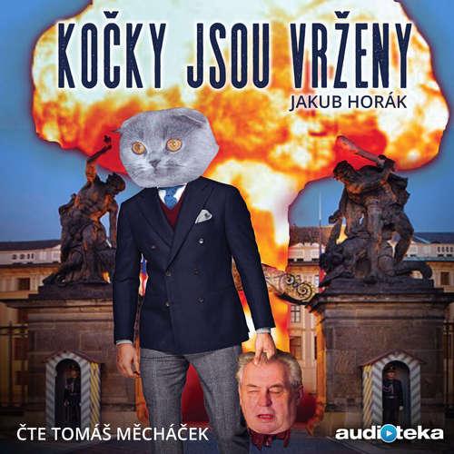 Audiokniha Kočky jsou vrženy - Jakub Horák - Tomáš Měcháček