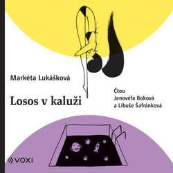 Audiokniha Losos v kaluži - Markéta Lukášková - Jenovéfa Boková