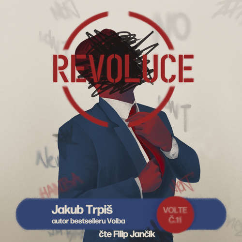 Audiokniha Revoluce - Jakub Trpiš - Filip Jančík