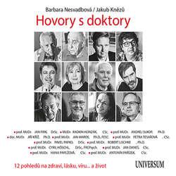 Audiokniha Hovory s doktory - Barbara Nesvadbová - Jaroslav Plesl