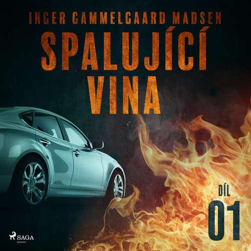 Audiokniha Spalující vina - Díl 1 - Inger Gammelgaard Madsen - Libor Terš