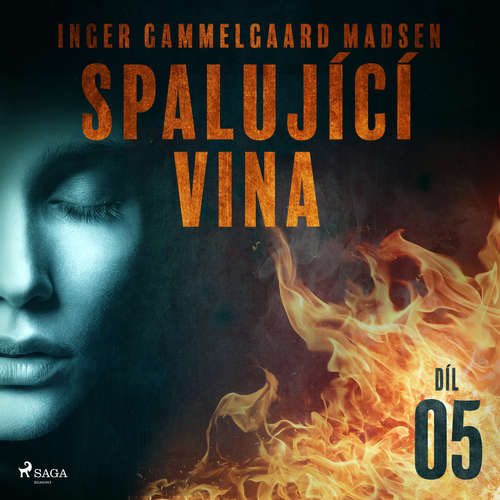 Audiokniha Spalující vina - Díl 5 - Inger Gammelgaard Madsen - Libor Terš